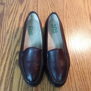 [SAS] leather shoes